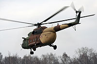Helicopter-DataBase Photo ID:10575 Mi-8MTV-1 1st (37th) Army Aviation Wing 6103 cn:93053