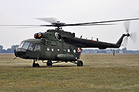 Helicopter-DataBase Photo ID:12113 Mi-8MTV-1 1st (37th) Army Aviation Wing 6105 cn:93278