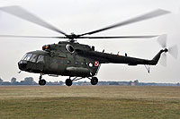 Helicopter-DataBase Photo ID:12114 Mi-8MTV-1 1st (37th) Army Aviation Wing 6105 cn:93278