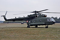 Helicopter-DataBase Photo ID:12115 Mi-8MTV-1 1st (37th) Army Aviation Wing 6105 cn:93278