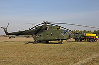 Helicopter-DataBase Photo ID:12117 Mi-8MTV-1 1st (37th) Army Aviation Wing 6105 cn:93278