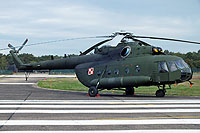 Helicopter-DataBase Photo ID:14847 Mi-8MTV-1 1st (37th) Army Aviation Wing 6107 cn:93289