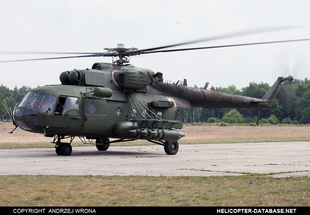 Mi-17-1V (upgrade by WZL-1)   6108