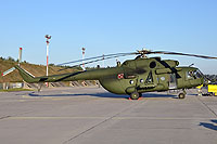Helicopter-DataBase Photo ID:7374 Mi-17-1V (upgrade by WZL-1) 1st (37th) Army Aviation Wing 6110 cn:616M14
