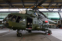 Helicopter-DataBase Photo ID:7642 Mi-17-1V (upgrade by WZL-1) 33rd Transport Aviation Base 6111 cn:616M13