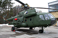 Helicopter-DataBase Photo ID:7643 Mi-17-1V (upgrade by WZL-1) 33rd Transport Aviation Base 6112 cn:616M15