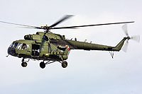 Helicopter-DataBase Photo ID:8583 Mi-17-1V (upgrade by WZL-1) 7th Special Operations Squadron 6112 cn:616M15