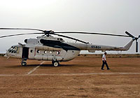 Helicopter-DataBase Photo ID:5246 Mi-8MTV-1 Badr Airlines ST-BDI cn:95483