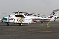 Helicopter-DataBase Photo ID:7746 Mi-17 Green Flag ST-GFC cn:212M147