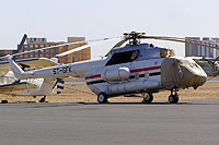 Helicopter-DataBase Photo ID:8456 Mi-172 Sudan Government ST-GFK