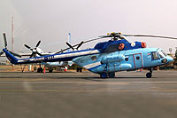 Helicopter-DataBase Photo ID:14693 Mi-17-V5 Sudanese Police SAHIR-101 cn:736M07