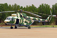 Helicopter-DataBase Photo ID:13972 Mi-17-V5 Sudanese Air Force 532