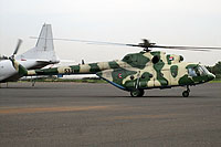 Helicopter-DataBase Photo ID:12818 Mi-17-V5 Sudanese Air Force 533 cn:736M06