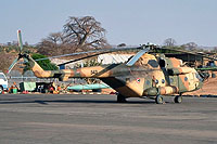 Helicopter-DataBase Photo ID:8593 Mi-171Sh Sudanese Air Force 543 cn:59489617798