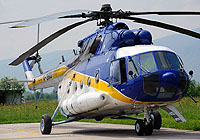 Helicopter-DataBase Photo ID:7826 Mi-17 (upgrade by Aviakon) A-2603 223M108