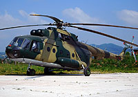 Helicopter-DataBase Photo ID:7824 Mi-8MTV-1 (upgrade by Aviakon 1) A-2605 96061