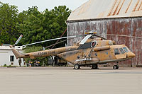Helicopter-DataBase Photo ID:15413 Mi-171 Chad Air Force TT-OAN cn:59489617344