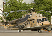 Helicopter-DataBase Photo ID:3606 Mi-171 Chad Air Force TT-OAO cn:59489617415