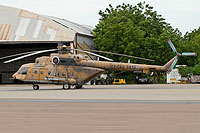 Helicopter-DataBase Photo ID:15414 Mi-171 Chad Air Force TT-OAO cn:59489617415
