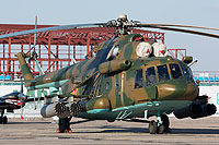 Helicopter-DataBase Photo ID:10679 Mi-17-V5 Kazakhstan air force 01 red cn:398M15
