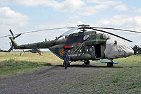 Helicopter-DataBase Photo ID:10958 Mi-17-V5 Kazakhstan air force 05 red cn:398M20