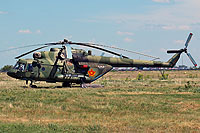 Helicopter-DataBase Photo ID:12664 Mi-17-V5 Kazakhstan air force 05 red cn:398M20