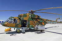 Helicopter-DataBase Photo ID:12666 Mi-17-V5 Kazakhstan air force 07 yellow cn:398M08