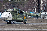 Helicopter-DataBase Photo ID:6493 Mi-17-V5 Kazakhstan air force 08 yellow cn:398M18