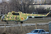Helicopter-DataBase Photo ID:6491 Mi-8MT Kazakhstan air force 10 yellow