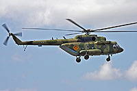 Helicopter-DataBase Photo ID:6492 Mi-17-V5 Kazakhstan air force 10 yellow