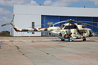 Helicopter-DataBase Photo ID:12346 Mi-171E Kazakhstan Border Guard 10 yellow