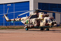 Helicopter-DataBase Photo ID:14060 Mi-171E Kazakhstan Border Guard 10 yellow