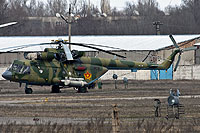Helicopter-DataBase Photo ID:6494 Mi-17-V5 Kazakhstan air force 11 yellow cn:398M07