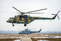 Helicopter-DataBase Photo ID:13232 Mi-17-V5 Kazakhstan air force 11 yellow cn:398M07