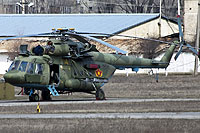 Helicopter-DataBase Photo ID:6495 Mi-17-V5 Kazakhstan air force 14 yellow cn:398M02