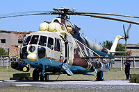 Helicopter-DataBase Photo ID:9786 Mi-171Sh Kazakhstan Border Guard 14 yellow