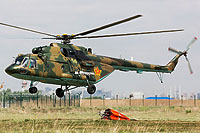 Helicopter-DataBase Photo ID:11803 Mi-17-V5 Kazakhstan air force 14 yellow cn:398M02