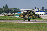 Helicopter-DataBase Photo ID:13253 Mi-17-V5 Kazakhstan air force 15 yellow
