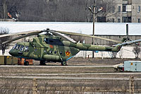 Helicopter-DataBase Photo ID:6496 Mi-17-V5 Kazakhstan air force 16 red