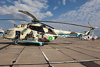 Helicopter-DataBase Photo ID:10943 Mi-171Sh Kazakhstan Border Guard 17 yellow cn:171S00398137342U