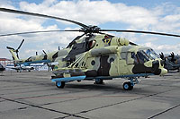 Helicopter-DataBase Photo ID:10957 Mi-171Sh Kazakhstan Border Guard 17 yellow cn:171S00398137342U