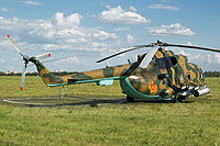 Helicopter-DataBase Photo ID:11883 Mi-8MT Kazakhstan air force 27 yellow