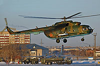 Helicopter-DataBase Photo ID:16515 Mi-8MTV-2 Kazakhstan air force 34 yellow