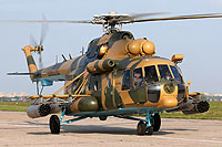 Helicopter-DataBase Photo ID:14425 Mi-171Sh Kazakhstan air force 40 red cn:171S00398147205U