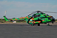 Helicopter-DataBase Photo ID:16196 Mi-171E Kazakhstan National Guard 88 yellow