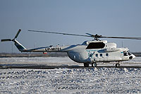 Helicopter-DataBase Photo ID:16279 Mi-172 Berkut UP-MI701 cn:398C21
