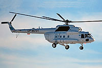 Helicopter-DataBase Photo ID:16280 Mi-172 Berkut UP-MI701 cn:398C21