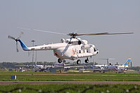 Helicopter-DataBase Photo ID:6822 Mi-172 Kazakhstan Government UP-MI702 cn:398C01