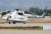 Helicopter-DataBase Photo ID:16690 Mi-172 Kazakhstan Government UP-MI702 cn:398C01