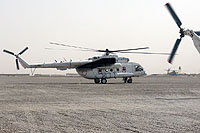 Helicopter-DataBase Photo ID:10904 Mi-8MTV-1 unknown UP-MI810